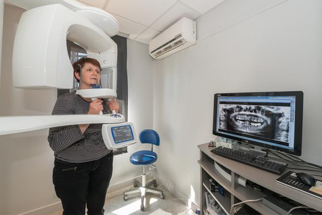 Scanner dentaire 3D
